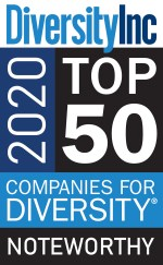 The 2020 DiversityInc Top 50 Companies for Diversity | Noteworthy
