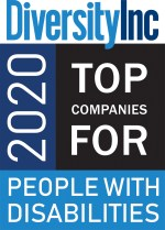 The 2020 DiversityInc Top Companies for People With Disabilities