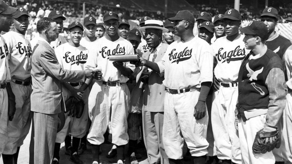 Negro Leagues, MLB