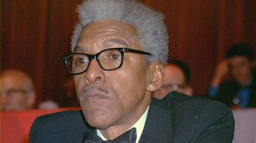 rustin, organizer, civil rights