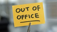 Human resources out of office