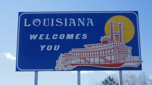 Louisiana bad for children