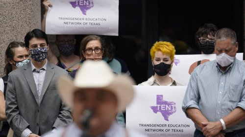 Texas transgender rights