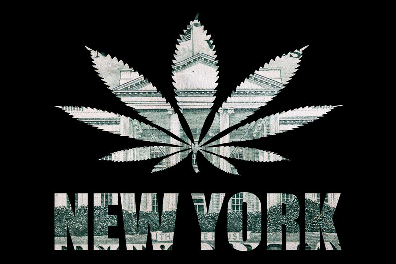 Marijuana legal in new York
