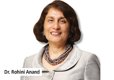 Dr. Rohini Anand, Sodexo