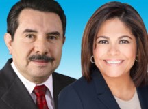 Dr. Antonio Flores, Lisa Garcia Quiroz
