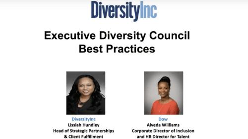 executive diversity council