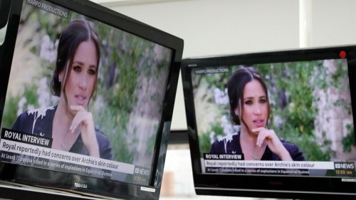 Meghan markle interviewed by Oprah