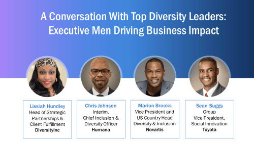 conversation top executive leaders