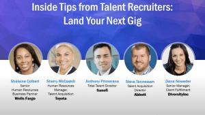 webinar recruiting