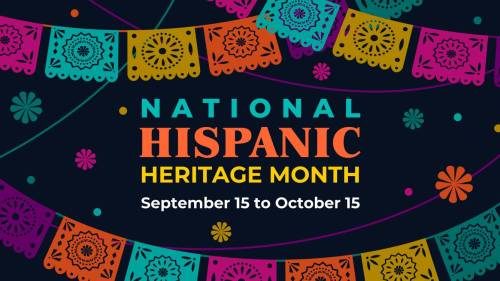 Hispanic Heritage Month Meeting in a Box