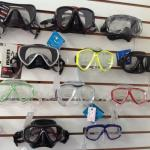 Wide range of snorkeling and diving accessories from TUSA and MARES at Hazell's Water World - Diver Supply Barbados