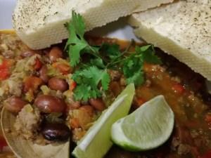 Chili con carne a la Ambar