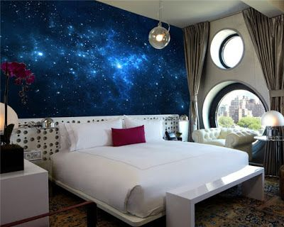 5 gorgeous space decorations for