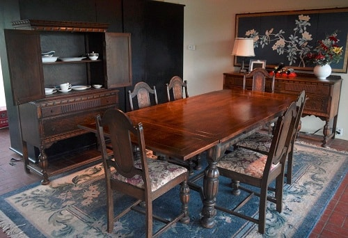Antique Dining Room Furniture 1920 For Your Ultimate Home