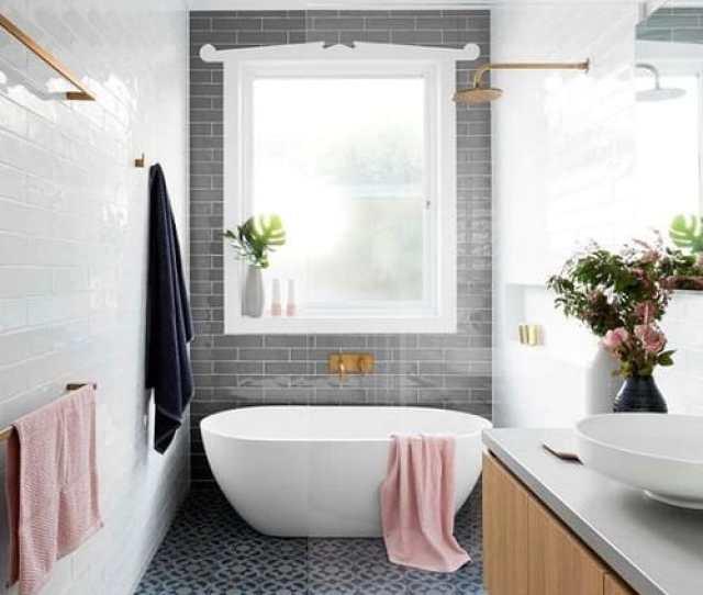 Long Narrow Bathroom Ideas  Min
