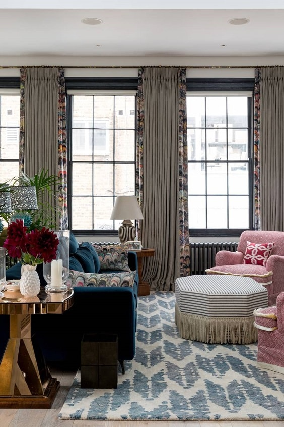 30 best living room curtain ideas to