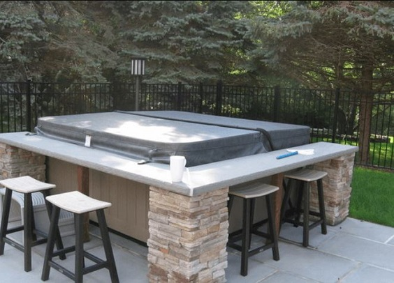 25 Most Beautiful Hot Tub Backyard Ideas To Improve Your Home