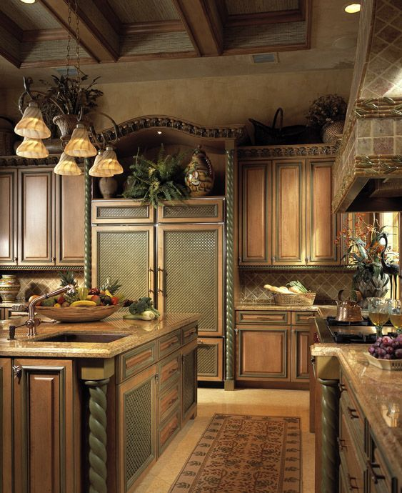 25 Distinctively Gorgeous Best Tuscan Kitchen Inspirations To Steal