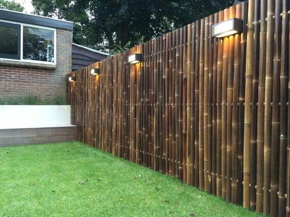 bamboo fence ideas 25 stunning