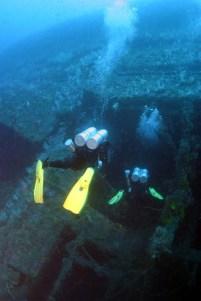 Tec Dive on Repulse