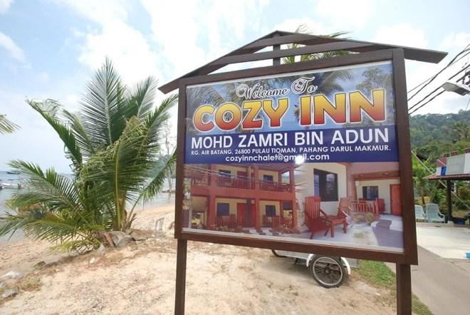 Cozy Inn - Tioman Island