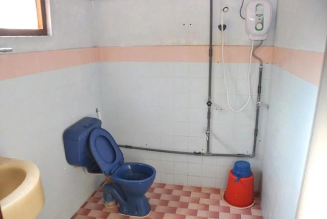 Standard Bathroom - Salang Pusaka Resort