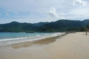 Juara Beach on Tioman East Coast
