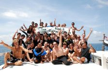 Project AWARE Event on Tioman with B&J