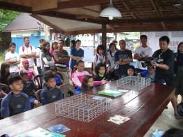 KidsScuba Reef Transplantation