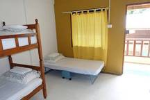 Dormitory with an extra bed