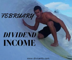 Dividend Income – February 2017