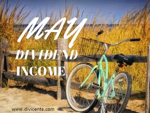 Dividend Income – May 2017