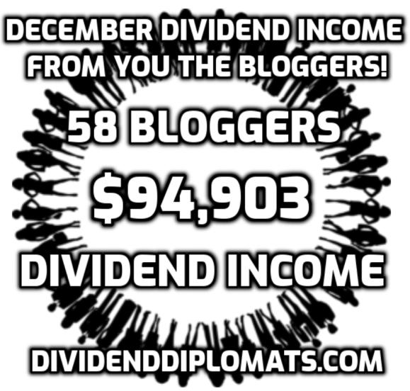 december dividend income