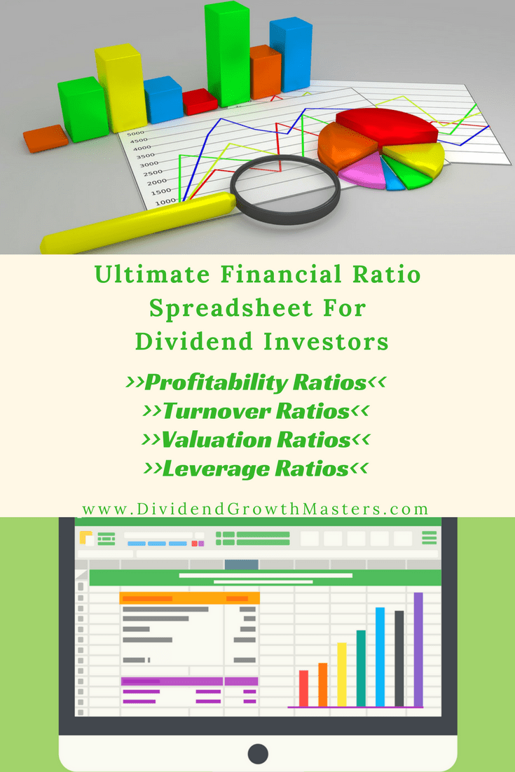 Free Ultimate Financial Ratios Spreadsheet For Dividend Investors
