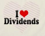 Mulle meeldivad dividendid