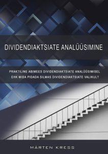 Abivahend dividendiaktsiate analüüsiks e-raamatuna nüüd saadaval
