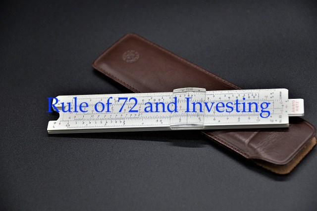 Rule of 72 and Investing – Week In Review