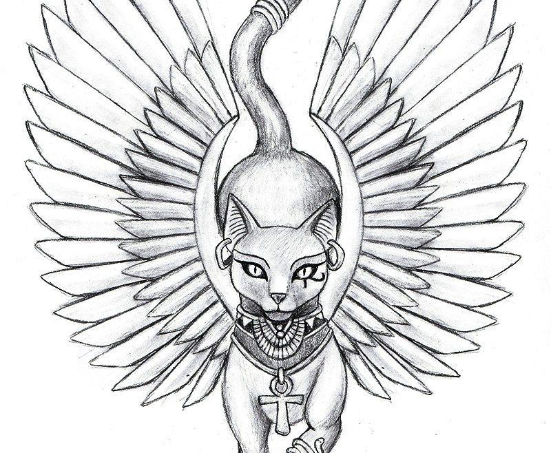 DIVINE BASTET: Mythologie