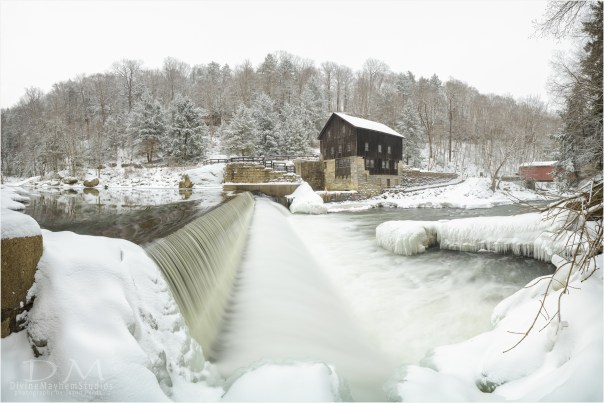 Winter At McConnells Mill