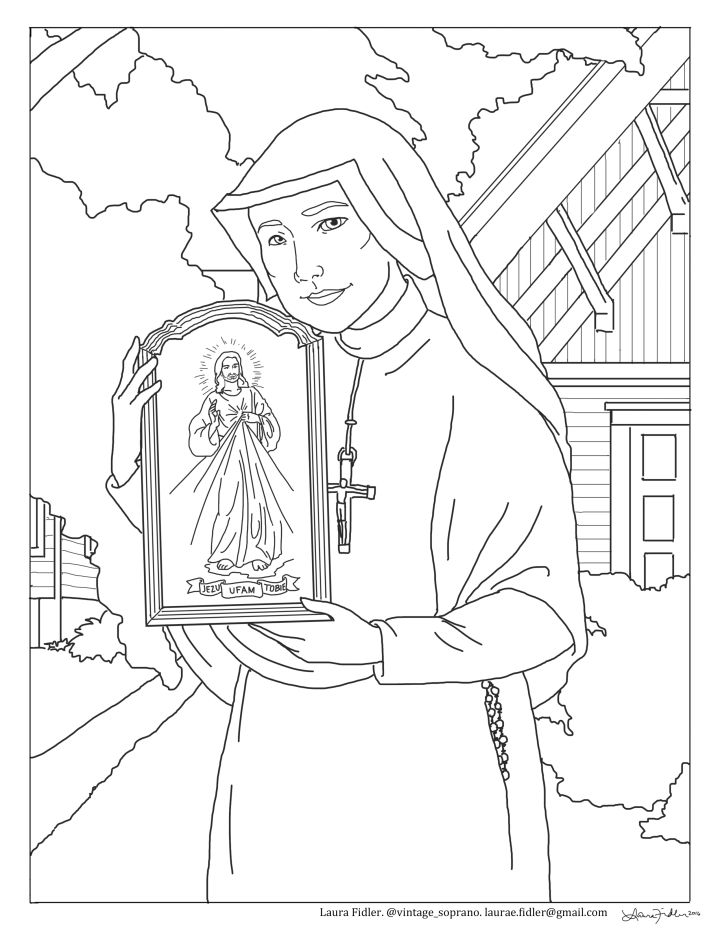 Teach Your Children Divine Mercy – Corporal and Spiritual Works of Mercy Worksheet