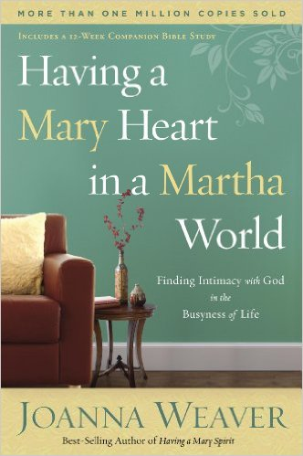 Mary in Martha world