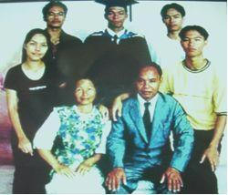 Pastor Brani Duyon Family