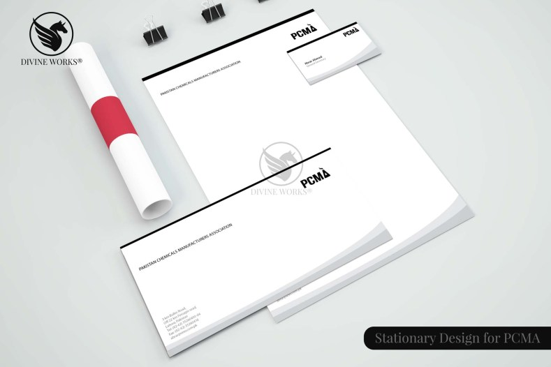 PCMA Stationary Design By Divine Works