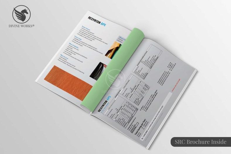SRC Brochure Design By Divine Works