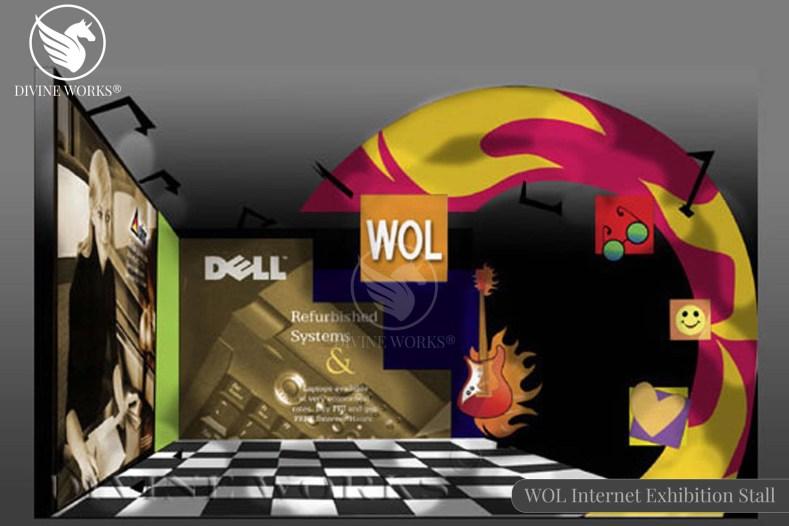 WOL Exhibition Stall Design By Divine Works