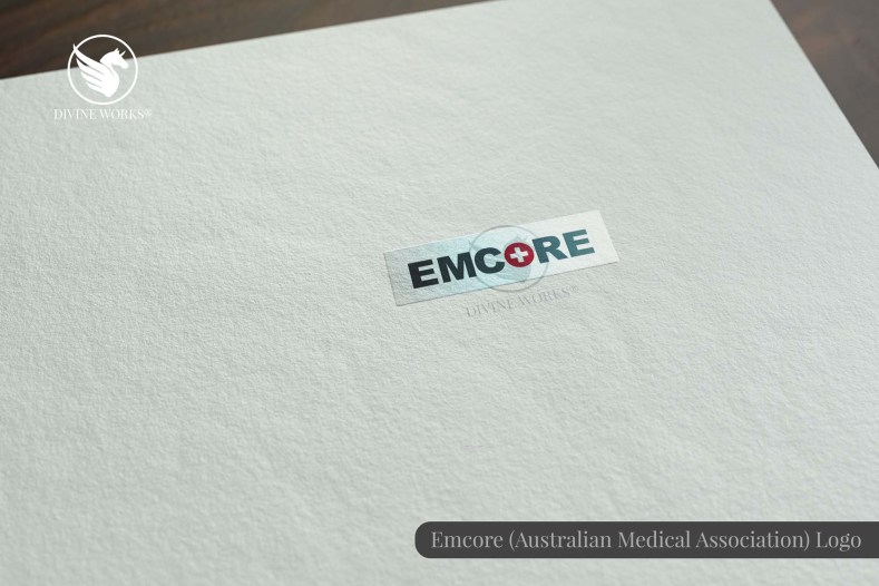 Emcore Logo Design By Divine Works