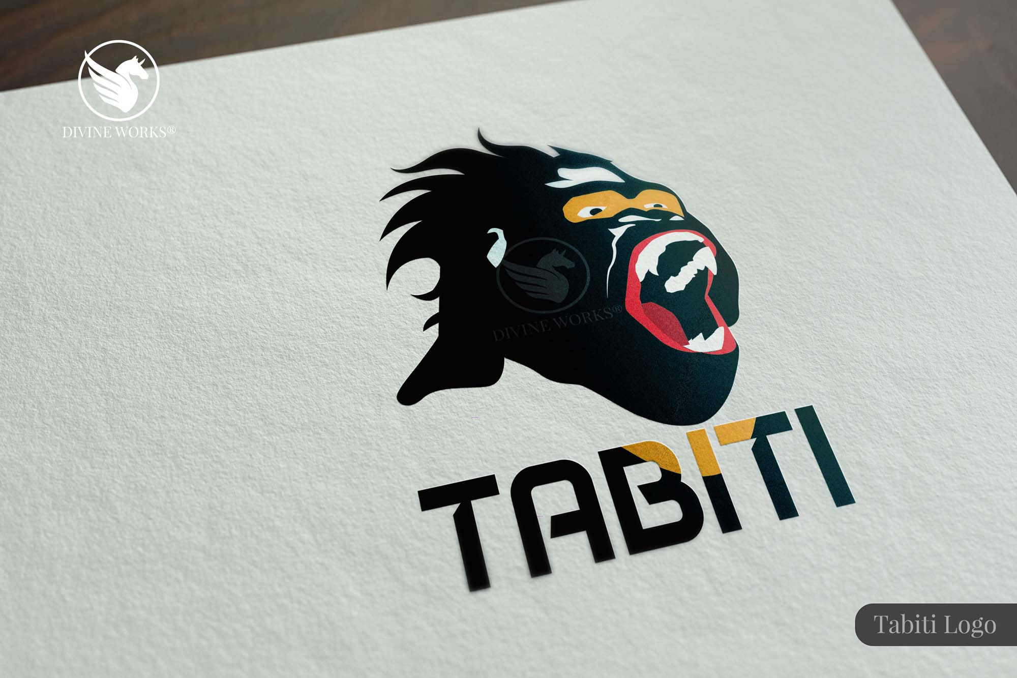 Tabiti Logo Design By Divine Works