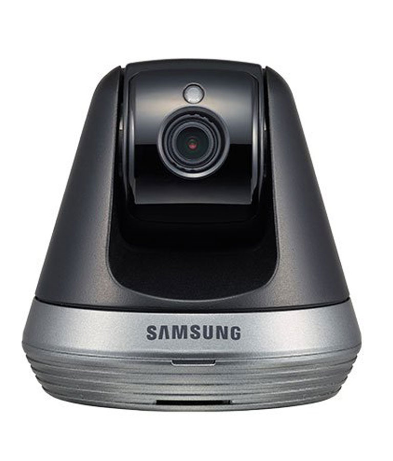 Samsung SNH V6410PN Pan Tilt 1080P Wi-Fi Camera Black