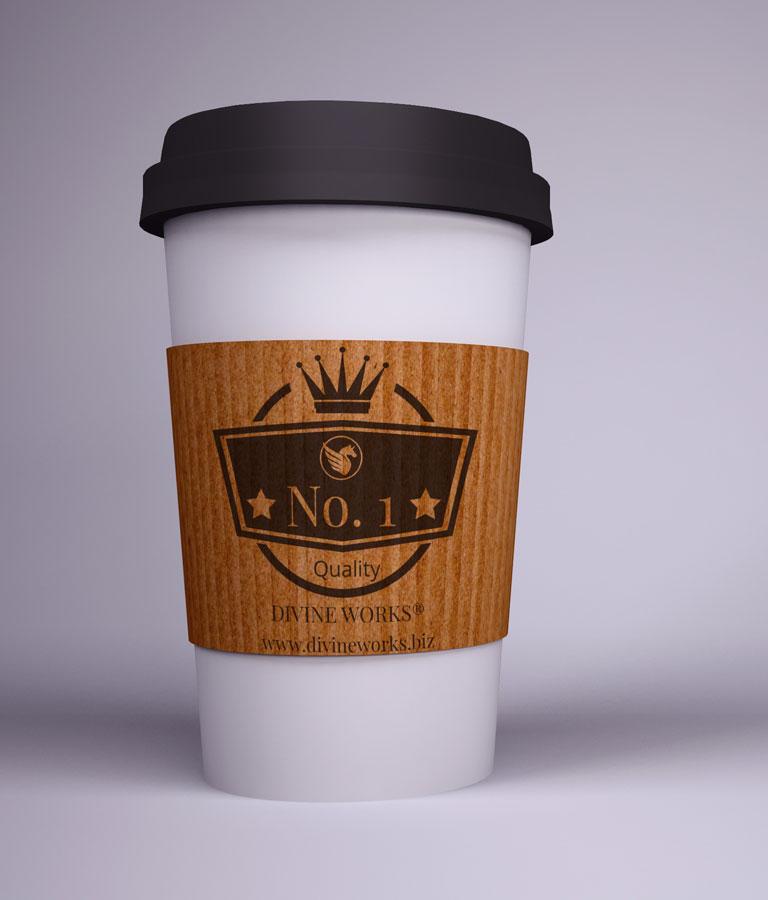 Free Coffee Cup Mockup by Divine Works